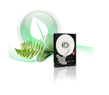 Western Digital Green 1000GB 64MB SATA2 WD10EARS